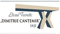 Dimitrie Cantemir High school logo