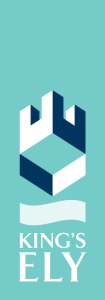 Kings Ely colour logo